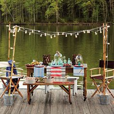 lake party @Juliana S. we could do this at the mountains or lake :))