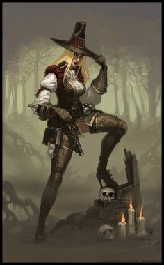 Warhammer Witchhunter