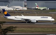 Airbus A350-941 - Lufthansa | Aviation Photo #4110163 | Airliners.net