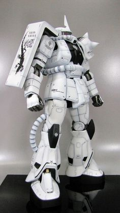 MS-06J Zaku II White Ogre custom