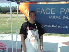 Wishing Wells Reflections Owner Amie Mount Face Painter Barnesville Minnesota Potato Days