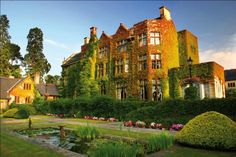 Penny Hill Park Hotel  http://www.pennyhillpark.co.uk/EXCLUSIVE_HOTELS/the_hotel.aspx
