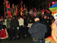 NYC Halloween Parade, 2015