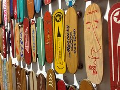 Vintage Skateboards - Love The Old Decks!
