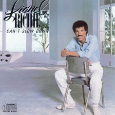 1985 Grammy for Album of the Year: Can't Slow Down, Lionel Richie