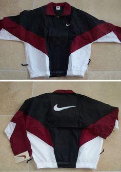 5719ee9fc9 Nike jacket  nike  jacket  red  white  black  nikejacket