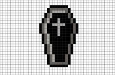 black and white pixel art - - Image Search Results Pixel Art Grid, Cool Pixel Art, Pix Art, Art Images, Cross Stitch Designs, Cross Stitch Patterns, Cross Stitching, Cross Stitch Embroidery, Perler Bead Art