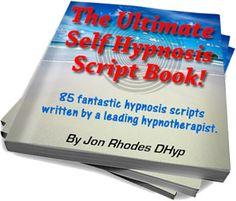 Self Hypnosis Script Book - loads of hypnosis scripts on almost everything you can imagine!
