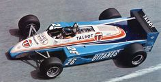 Jacques Laffitte, Ligier JS19, 1982 Monaco GP
