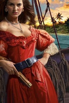 What a Pirate Desires ~ Berkley Books - cover by Judy York