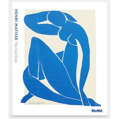 A New York Minute - Henri Matisse The Cutouts coffee table book