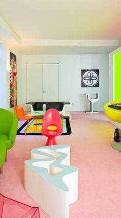 MAISON ET OBJET PARIS 2015: KARIM RASHID INPIRATIONAL DESIGNS_See more inspiring articles at: www.delightfull.eu/en/inspirations/