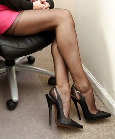 Opinion you nylons and heels not
