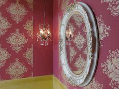 Landhaus Blog : Ideen für die Wandgestaltung mit Tapete
