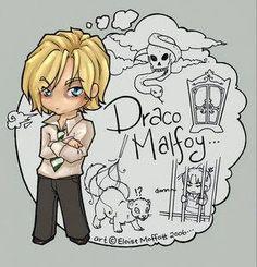 cartoon Draco