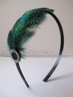 """Lovely headdress from """"La Niña Chica""""..."""