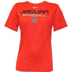 Youth Nike DriFit Baseball T-Shirt $19.95 usabooks.collegestoreonline.com