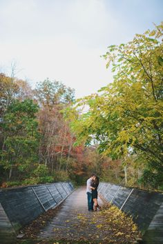 Fall engagement pictures, country engagement pictures