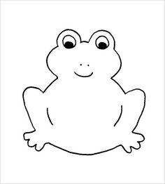 Frog Template - Animal Templates | Free & Premium Templates