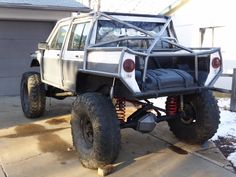 TOTM: Unibody Chop Tops - Page 2 - Pirate4x4.Com : 4x4 and Off-Road Forum