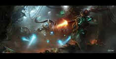 StarCraft II: Wings of Liberty - Kerrigan Battles Protoss High Templar