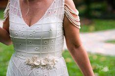 Julia Mario by Dani Batista Beautiful Bride, Brides, Mario, Lace, Tops, Dresses, Women, Fashion, Weddings