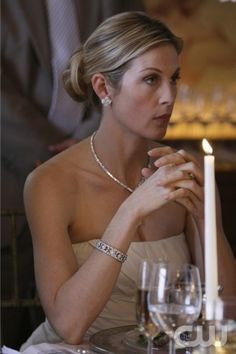 Gossip Girl  Pictured: Kelly Rutherford as Lily  Photo Credit: Giovanni Rufino / The CW  © 2008 The CW Network, LLC. All Rights Reserved.