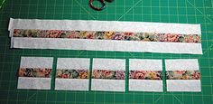 Sew Paths and Stiles, an Easy Quilt Block Pattern: Create Patchwork for the Paths and Stiles Quilt Block