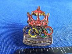 2016 Rio Olympic NOC Pin Brunei Darussalam