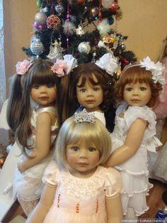 Со старым Новым годом! Часть 1 / Коллекционные куклы Masterpiece dolls / Бэйбики. Куклы фото. Одежда для кукол