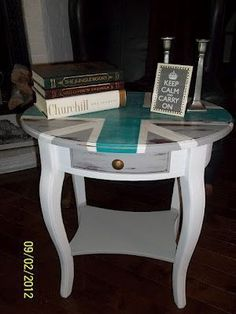 100 painted furniture before and afters - all one one page! #shabbychicfurniturebeforeandafter