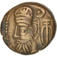 Parthia (Kingdom of), Elymaïde Kingdom - Unknown kings, Drachm, B. Parthian Empire, 50th, Oriental, Coins, Bronze, Inspiration, Collection, Biblical Inspiration, Coining
