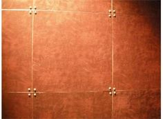 Recycled Leather Tiles