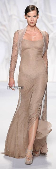 Abed Mahfouz Fall Winter 2014 Haute Couture ★★ ...