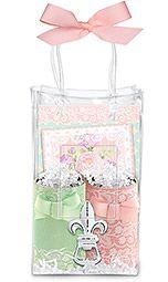 Shabby Chic Ice Bag Gift Set