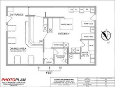 Commercial Kitchen Layouts hotel kitchen layout - google search | hotel design program
