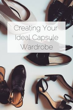 Learn how to create a capsule wardrobe that works for you and for your budget.