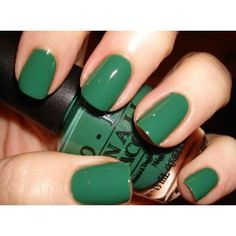 Opi Texas collection Don't mess with opi. This color look a lot similar to jade is the new black hmm..
