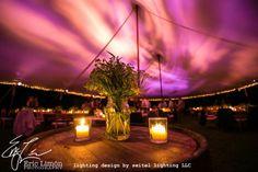 Detail shot of sunset tent Wedding Tent Lighting, Tent Wedding, Great Barrington, Sailing Outfit, August Wedding, Window Wall, Sperry, Tents, Lighting Design