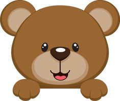 oso baby shower png - Buscar con Google