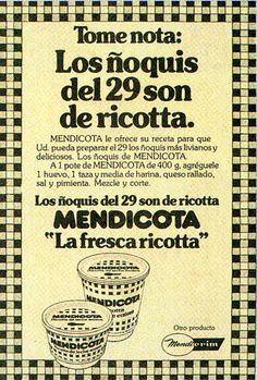 Publicidad Argentina Antigua 2da parte