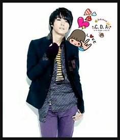 Yoon Shi Yoon saranghae