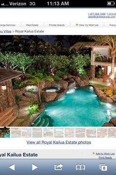 Royal Kailua Estate is a luxury holiday villa rental located in Oahu. Our private villa rentals feature concierge services & Amenities.