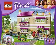 Lego Friends: Olivia�s House