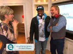 50 Cent Curtis Jackson on QVC 12-4-12 Part 2 - YouTube