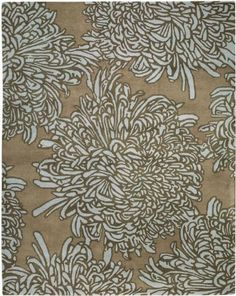 Martha Stewart Living™ Chrysanthemum Area Rug, 9'x12', DRIFTWOOD by Home Decorators Collection, http://www.amazon.com/dp/B004JUZ1A6/ref=cm_sw_r_pi_dp_K4mfsb1E1EN2B