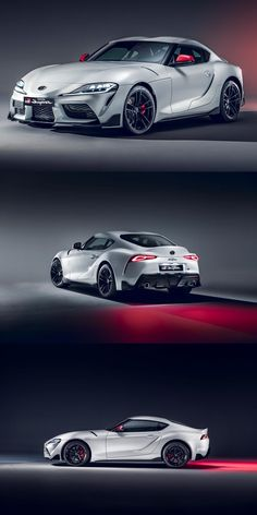 2020 Toyota GR Supra Turbo-Four Arrives With 258 HP. The Toyota GR Supra just got more accessible. Toyota Supra, Toyota Cars, Toyota Turbo, Nissan, Volkswagen, Ford Gt, Audi Tt, Subaru, Peugeot