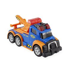 Fast Lane Lights and Sounds 6 inch Vehicle - Tow Truck $12.99  #Reviews