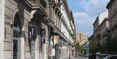 Kiraly street, design + shops + galleries Budapest - 'The Design Street' Budapest Guide, In 2015, Weekends Away, Boutique Shop, Hungary, Galleries, Modern Art, Art Gallery, Shops