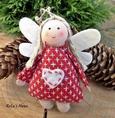Weihnachtsfiguren - *Schutzengel, Engel* - ein Designerstück von ReLas-Haus bei…